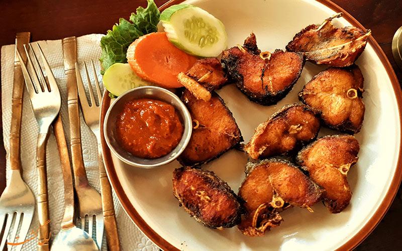 غذاهای نپالی