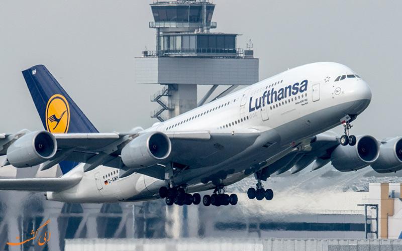 هواپیمایی لوفت هانزا