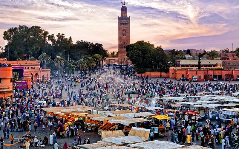 حمل . نقل در مراکش