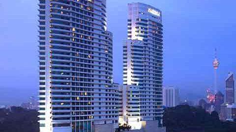 هتل هیلتون در کوالالامپور
