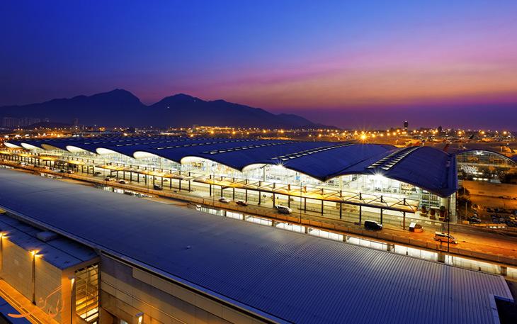 فرودگاه هنگ کنگ در لیست شلوغ ترین فرودگاه های جهان