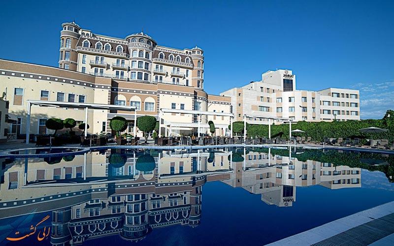 هتل های قرقیزستان