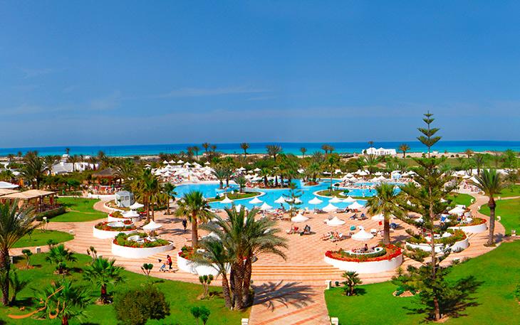 هزینه اقامت در شهر تونس