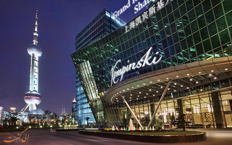 اقامت در شانگهای
