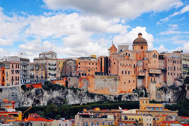 شهر اولولای ایتالیا