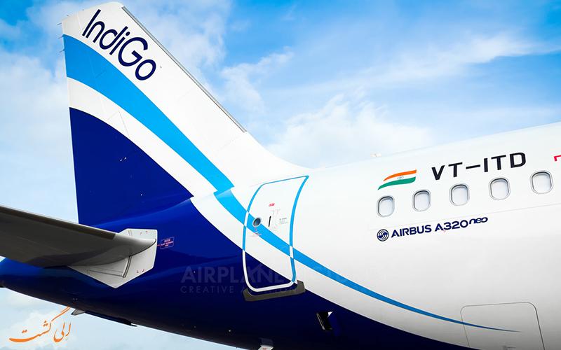 آشنایی با تاریخچه ی شرکت هواپیمایی ایندیگو