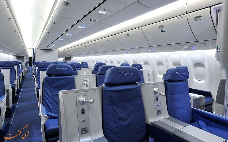 کلاس های پروازی شرکت هواپیمایی ایندیگو