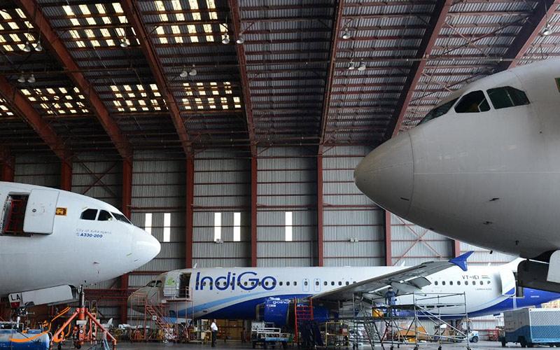هواپیماهای شرکت هواپیمایی ایندیگو