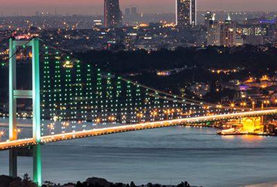 جاذبه های شهر استانبول در ترکیه
