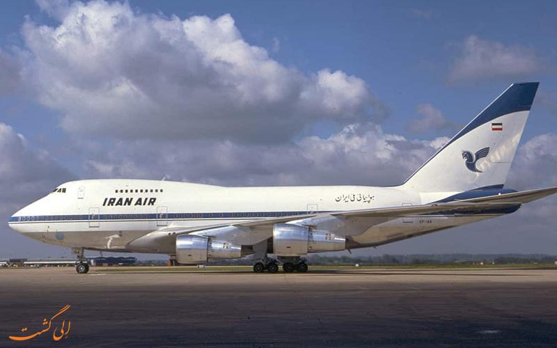 آشنایی با اطلاعات پرواز ایران به ایتالیا