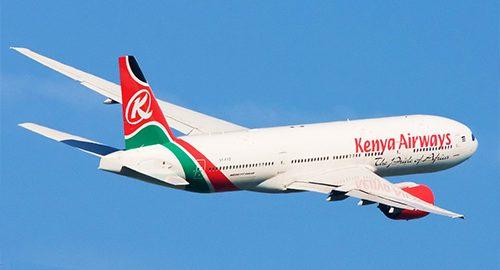 معرفی شرکت هواپیمایی کنیا ایر ویز