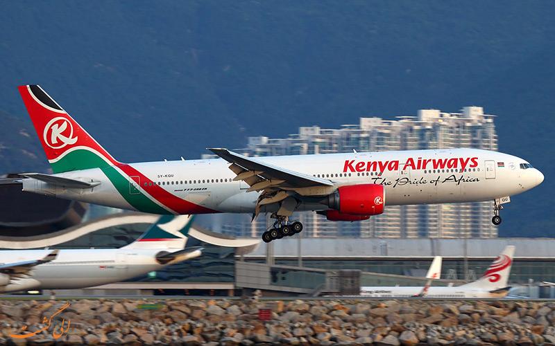 هواپیمایی کنیا ایر ویز