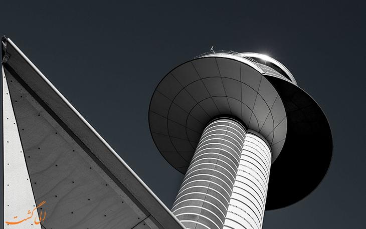 فرودگاه آرلاندا: زیباترین برج های مراقبت دنیا