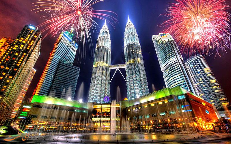 آشنایی با اطلاعات پرواز ایرزان به مالزی