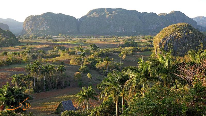 دره ی Viñales در کوبا
