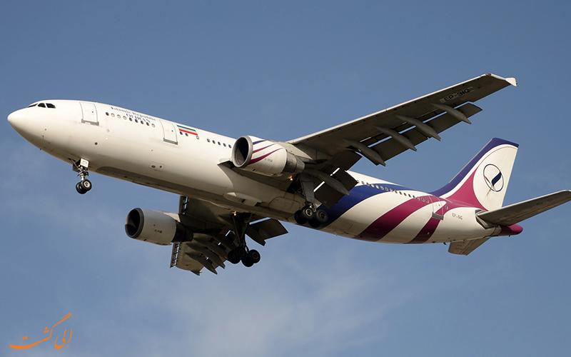 هواپیمای معراج ایر