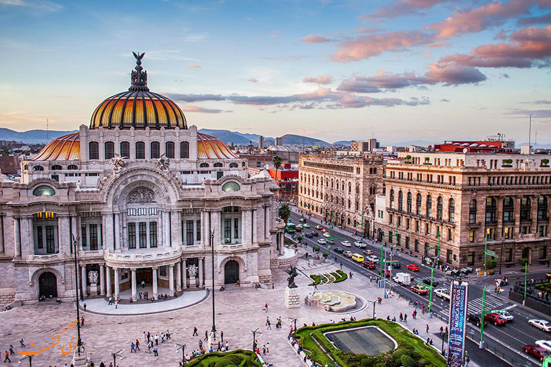 مکزیکوسیتی| شهرهای ارزان جهان برای زندگی