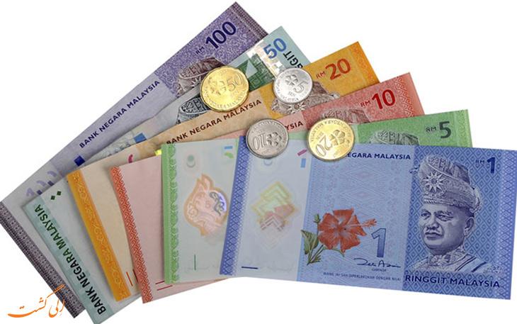 واحد پول مالزی