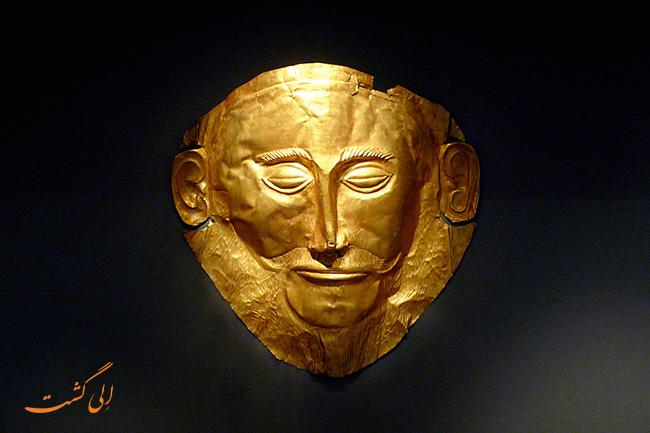 موزه باستان شناسی ملی آتن