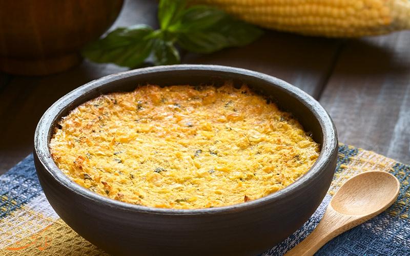 غذای Pastel de choclo