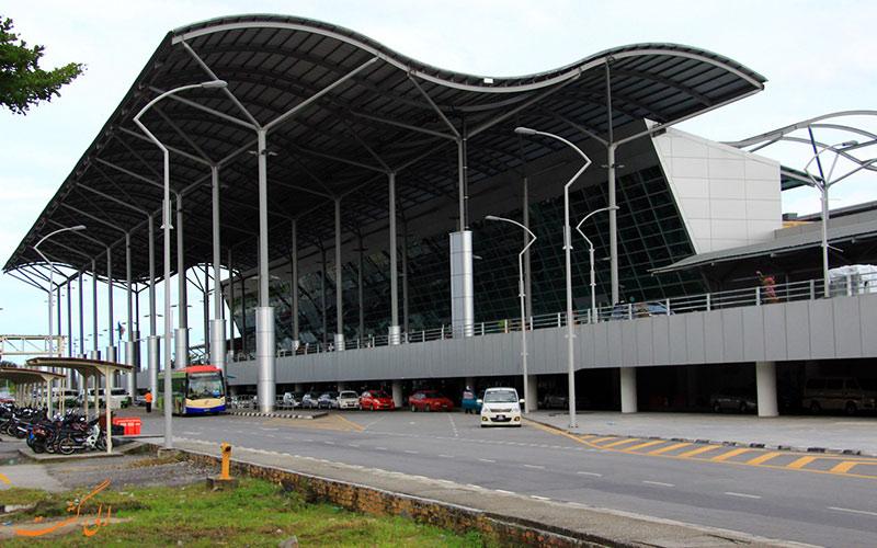 راه های دسترسی به فرودگاه بین المللی پنانگ
