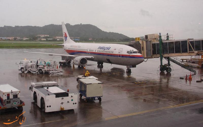 فرودگاه بین المللی پنانگ