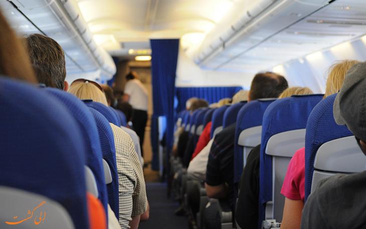 9 راه برای سرگرم شدن در هواپیما
