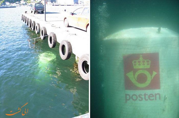اداره پست های زیر آب | نروژ