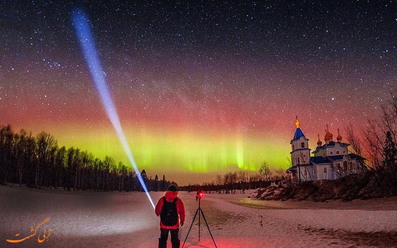 سیبری، روسیه