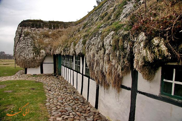خانه های عجیب دانمارک