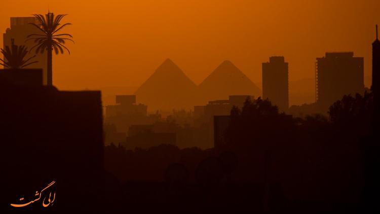 اتاق مخفی اهرام مصر