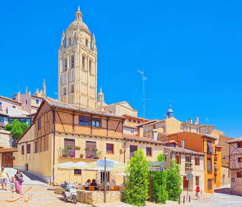 عکس سگوویا اسپانیا