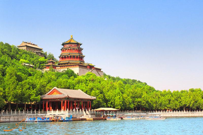 کاخ تابستانی در پکن
