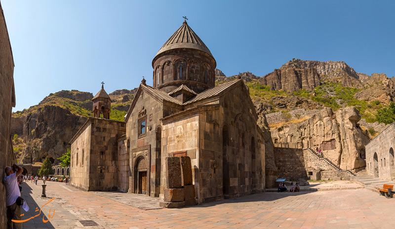 کلیسای گغارد در ارمنستان