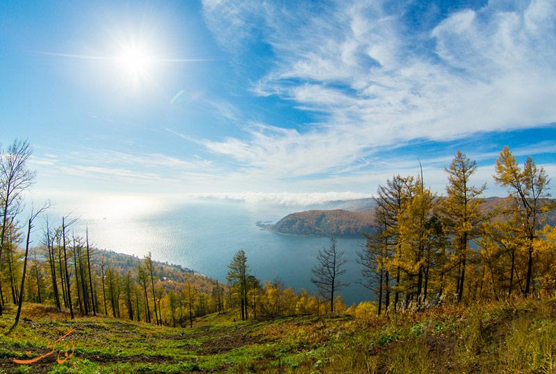 دریاچه ی بایکال روسیه
