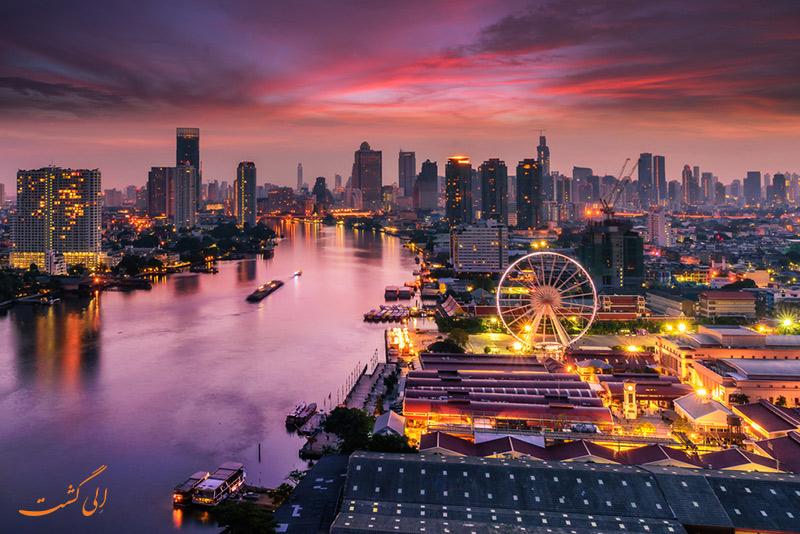 تایلند| شهرهای ارزان جهان برای زندگی