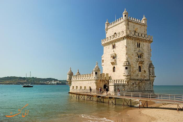 عکس برج بلم پرتغال
