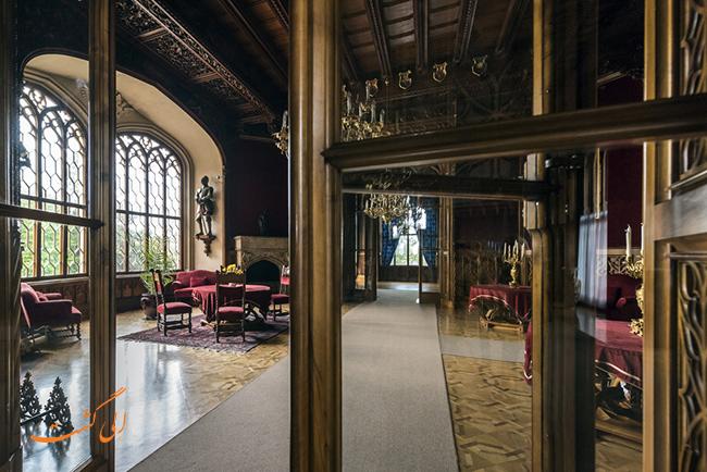 عکس کاخ لدنیس در پراگ