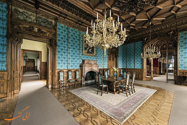 کاخ لدنیس