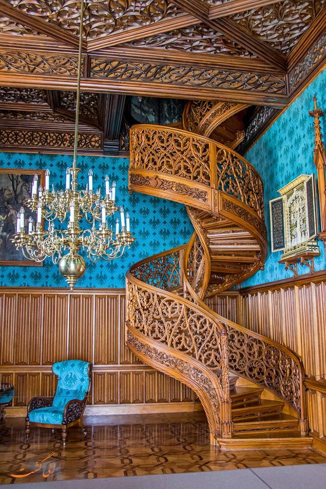 کاخ لدنیس پراگ