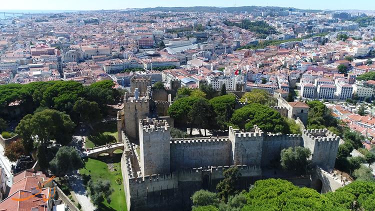 قلعه سائو جرگه در پرتغال