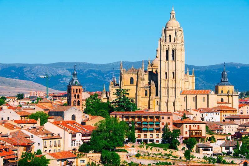 سگوویا اسپانیا