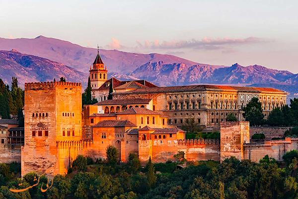 گرانادای اسپانیا