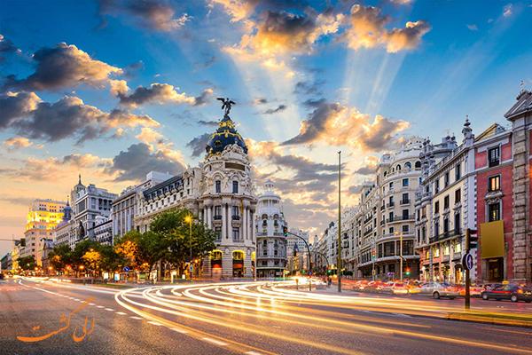 مادرید| دانستنی های سفر به اسپانیا