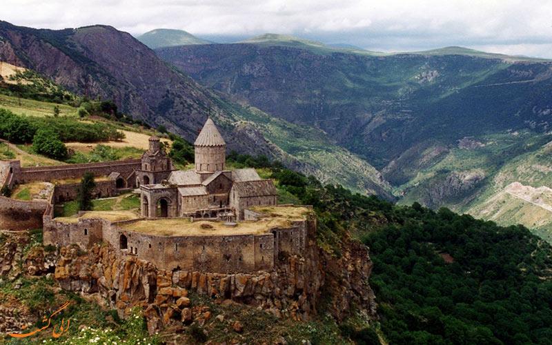 نکات سفر به ارمنستان