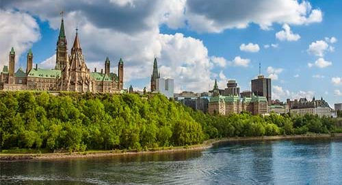 اتاوا Ottawa- اتاوا پایتخت کانادا