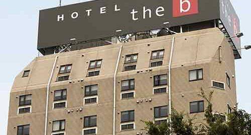 هتل د ب سنگجیا توکیو ژاپن