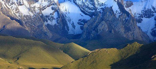 طبیعت ترکمنستان
