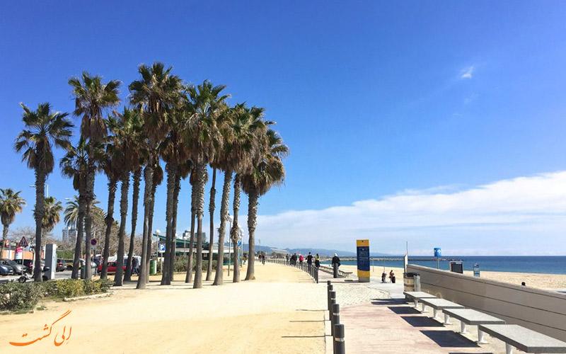 مسیر ساحلی دوحه