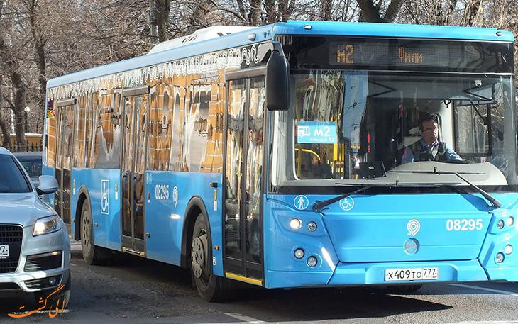 حمل و نقل در مسکو